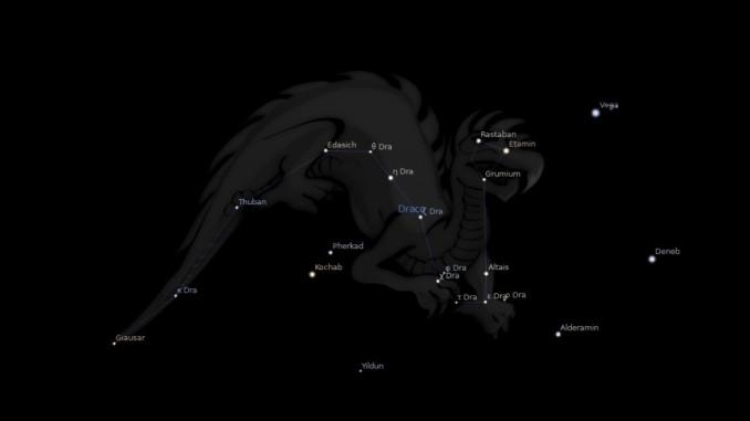 sternbild draco