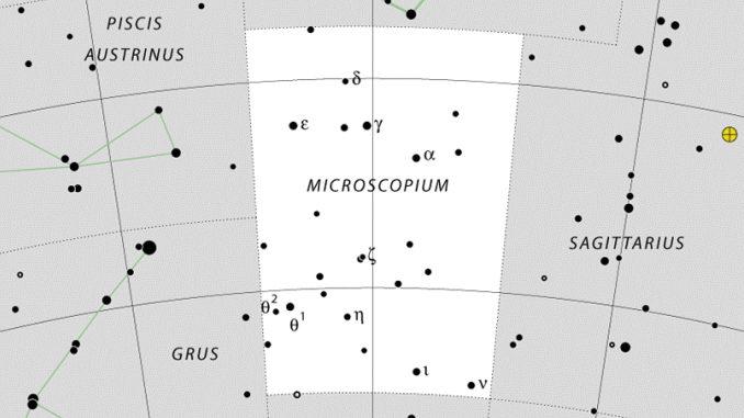 sternbild microscopium