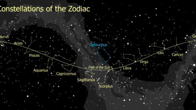 sternbild ophiuchus
