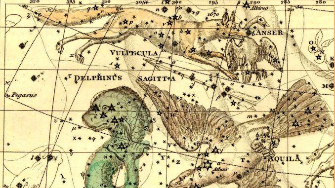 sternbild vulpecula
